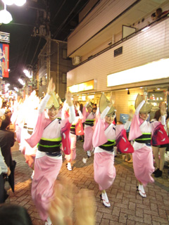 今年も・・・・!!~高円寺阿波踊り~