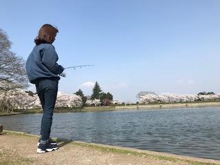 *荻窪店釣り部活動再開*