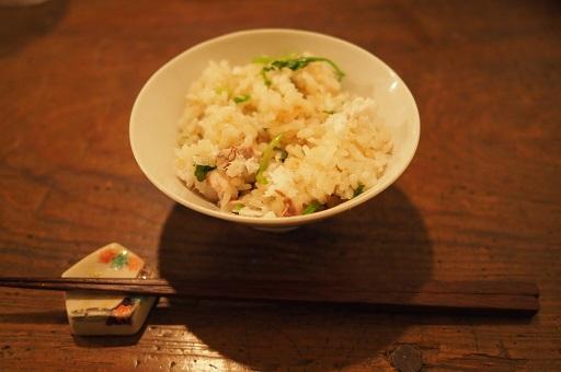 春のお味は値千金!! ~見晴料理店~