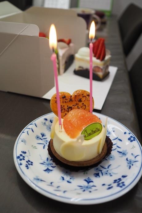 ボン・アニヴェルセール!! ~Happy Birthday~