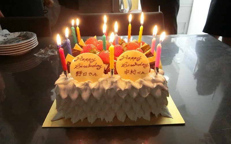ボン・アニヴェルセール!再び ~Happy Birthday!part2~