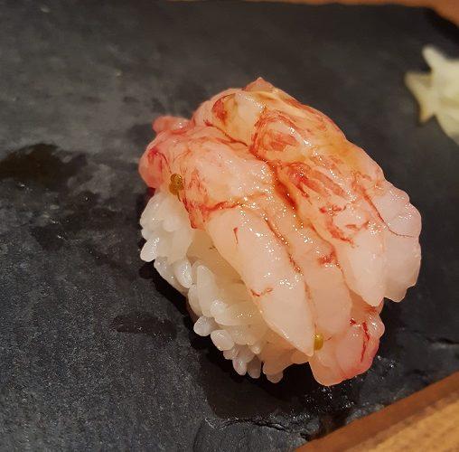 西荻窪のプチ贅沢 ~鮨 いさお~